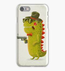 Dino bandito iPhone Case/Skin
