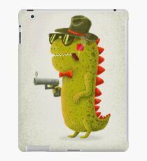 Dino bandito iPad Case/Skin