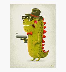 Dino bandito Photographic Print