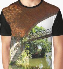 EJK - Water Under The Bridge Graphic T-Shirt