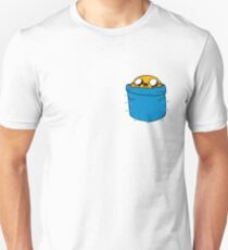 JAKE IN HIS POCKET Unisex T-Shirt