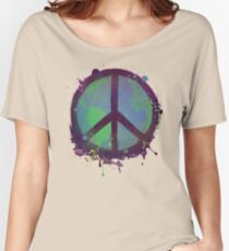 World Peace Women's Relaxed Fit T-Shirt