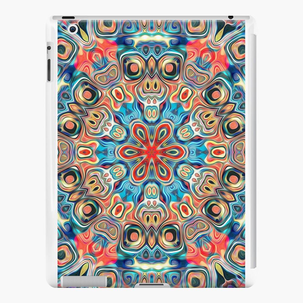 Abstract Tribal Mandala iPad Cases & Skins