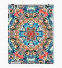 Abstract Tribal Mandala iPad Case/Skin