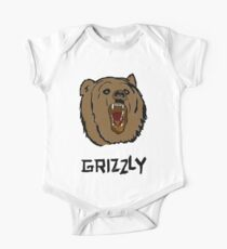 Grizzly One Piece - Short Sleeve