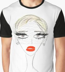 Redro Chic Graphic T-Shirt