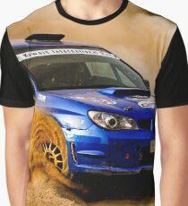 SUBARU IMPREZA RALLY Graphic T-Shirt