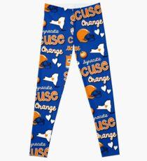 Syracuse University Leggings