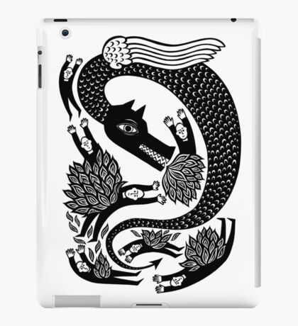 And the dragon iPad Case/Skin
