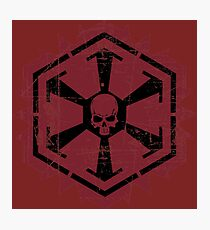 Star Wars: Sith never Dies Photographic Print