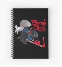 Bloody Crow of Cainhurst Spiral Notebook