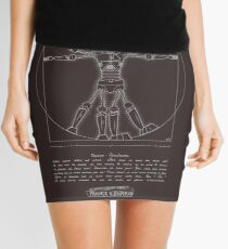 The Terribly Ordinary Adventures of Franck & Zaphod Mini Skirt