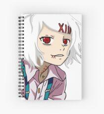 Juuzou suzuya Spiral Notebook