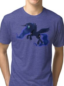 My little Pony: Friendship is Magic - Princess Luna - Night Flight Tri-blend T-Shirt