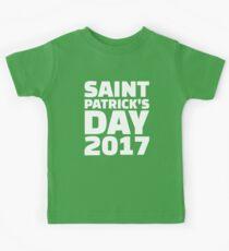 Saint Patricks day 2017 Kids Clothes