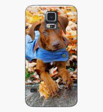 Duke in Denim. Case/Skin for Samsung Galaxy