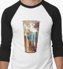 Iced coffee photo print T-Shirt