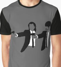 Camiseta gráfica Pulp Fiction