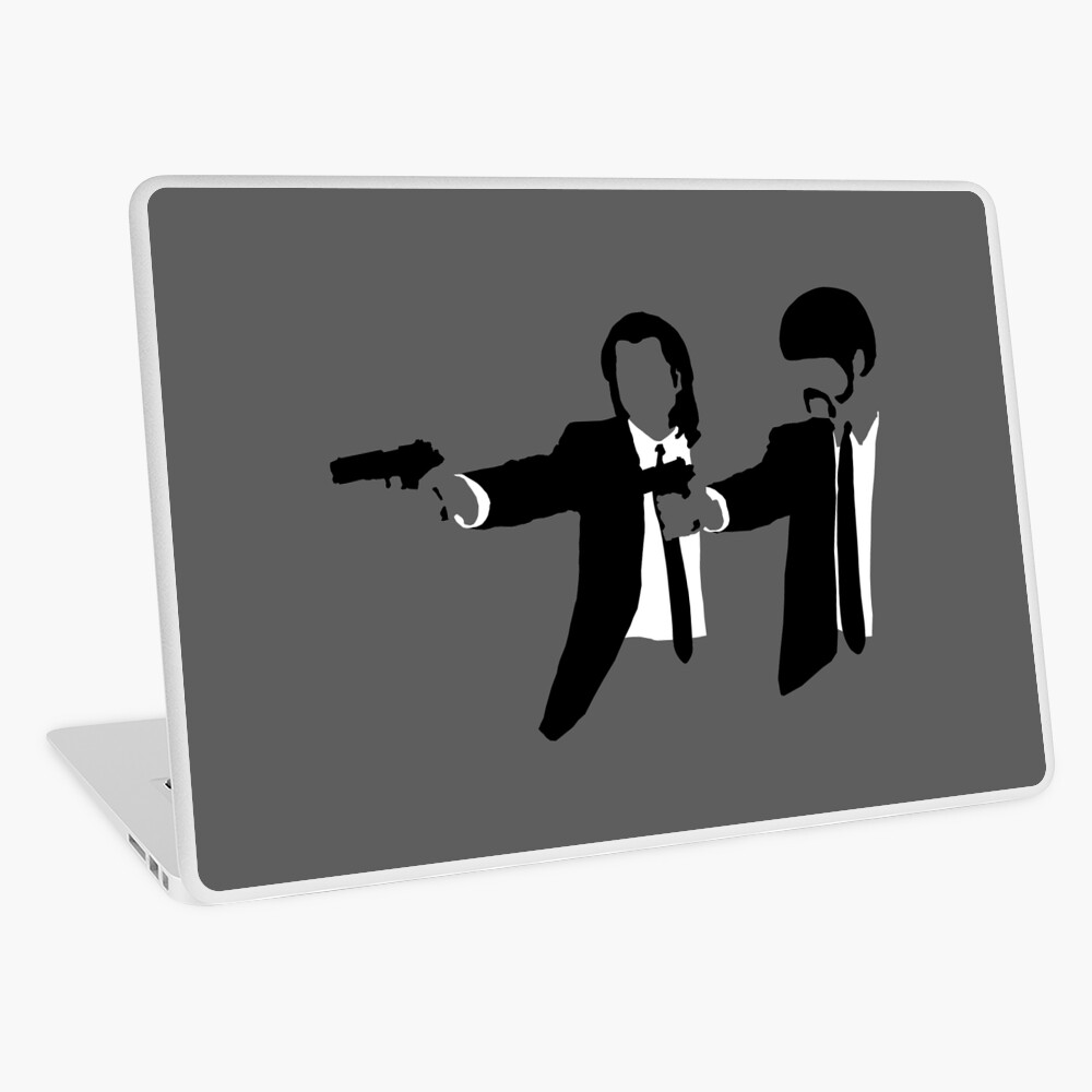 PULP FICTION Laptop Folie