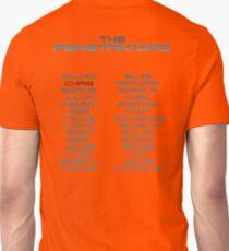 The Penetrators (Chris in red) (SKAM) Unisex T-Shirt