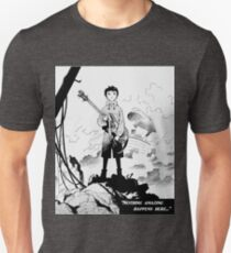 Nothing Amazing Happens Here... Unisex T-Shirt