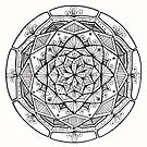 Mandala #5 by remixnconfuse