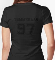 TOMMERAAS 97 Womens Fitted T-Shirt