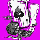 THE ACE OF SPADES! THE ACE OF SPADES!  by Clifford Hayes