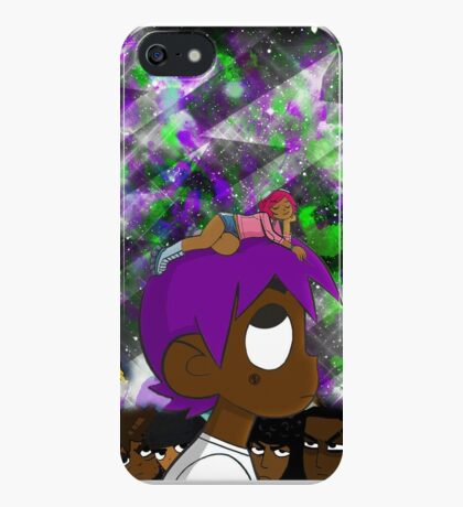 Lil Uzi Vert album Cover Redesigned Rap Music iPhone Case/Skin