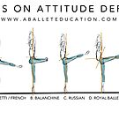 Notes on Attitude Back by balleteducation