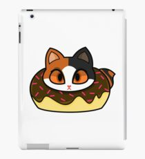 Japanese Bobtail Donut Cat iPad Case/Skin