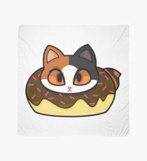 Japanese Bobtail Donut Cat Scarf