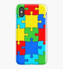 Puzzle iPhone Case/Skin