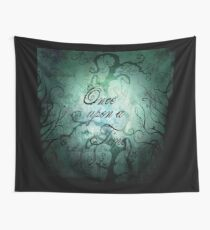 Once Upon A Time ~ Fairytale Forest Wall Tapestry