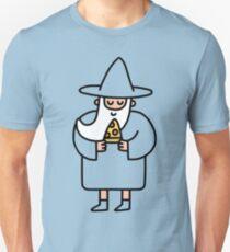Wizard Pizza Slim Fit T-Shirt