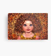 Dollface - Lottie <3  Metal Print