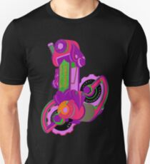 The World's Most Famous 70's Derailleur, One Cool Cat T-Shirt