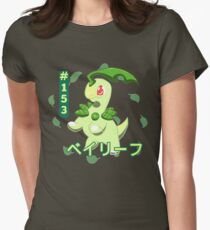 Bayleef  #153 Womens Fitted T-Shirt