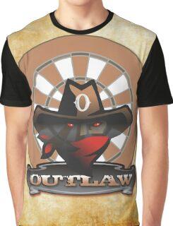 Outlaw Darts Shirt Graphic T-Shirt