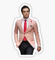 Chuck Bass Sticker