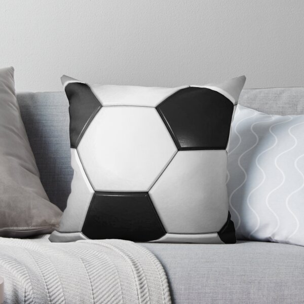 Soccer Cover, Case, Handy, Tablet, IPad, Sports, Team, Gift Throw Pillow
