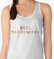 Reel Nightmare V-neck Tee Women's Tank Top