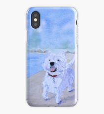 Enzo by the Lake iPhone Case