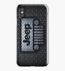 Jeep of steel iPhone Case