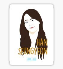 KARA Seungyeon Sticker