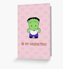 Be My Valenstein? Greeting Card