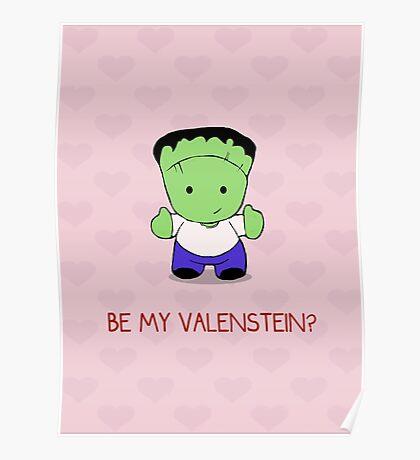 Be My Valenstein? Poster