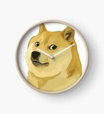 wow. much doge. such amaze. Clock