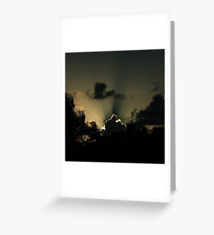 4305 Greeting Card