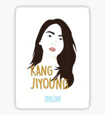 KARA Jiyoung Sticker